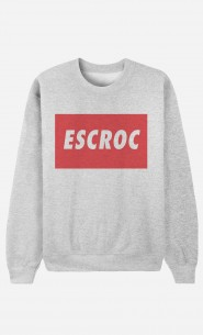 Sweat Homme Escroc