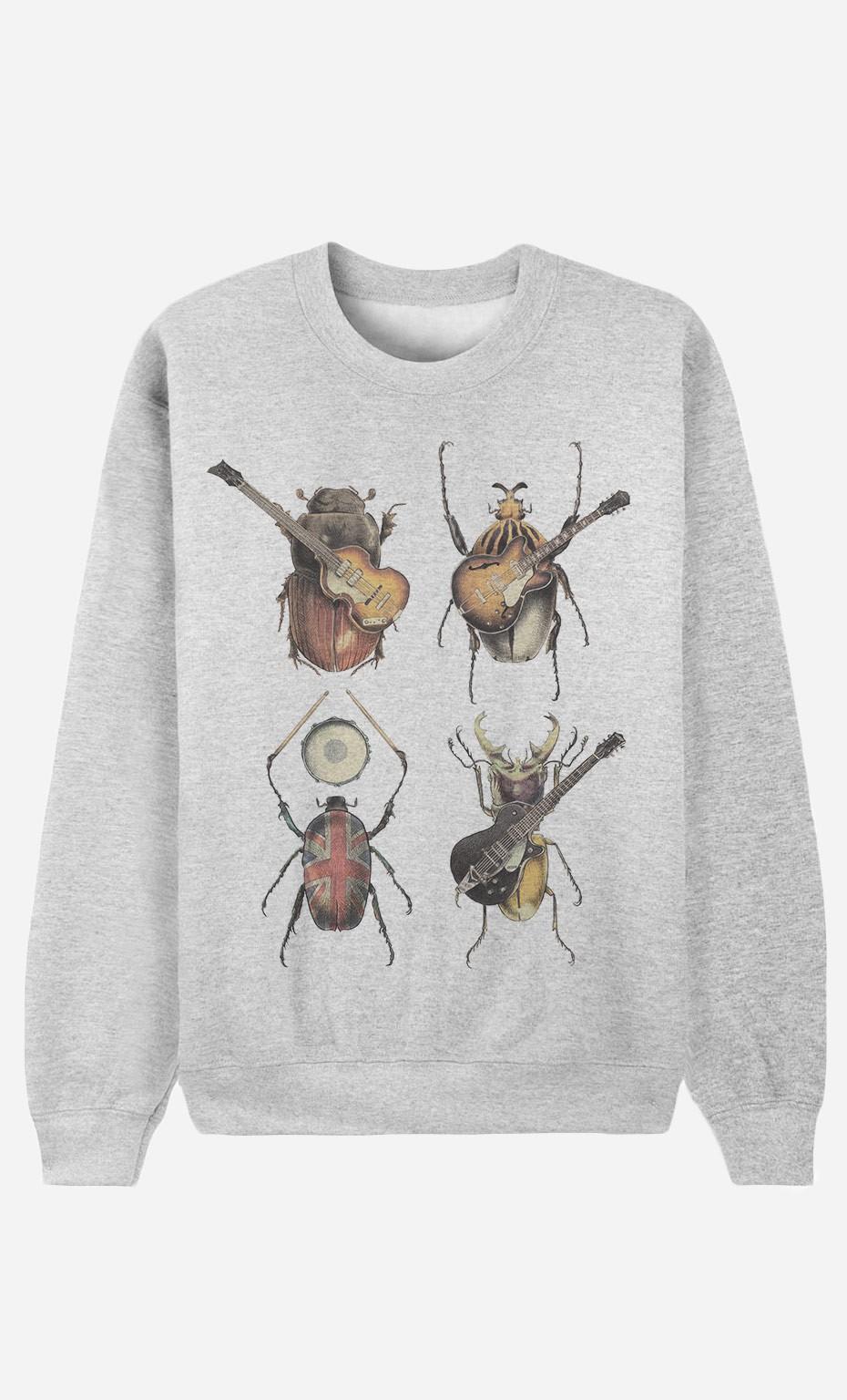 Sweat Homme Beetles