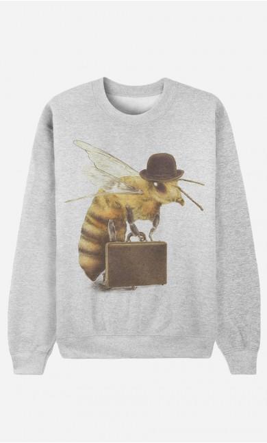 Sweat Homme Worker Bee