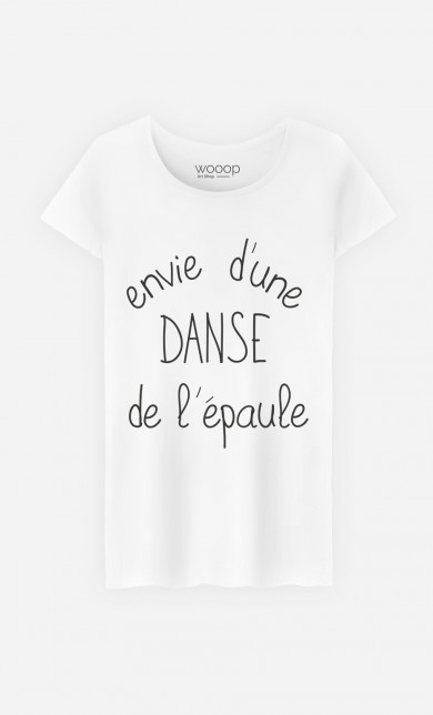 T-Shirt Danse de l'Épaule