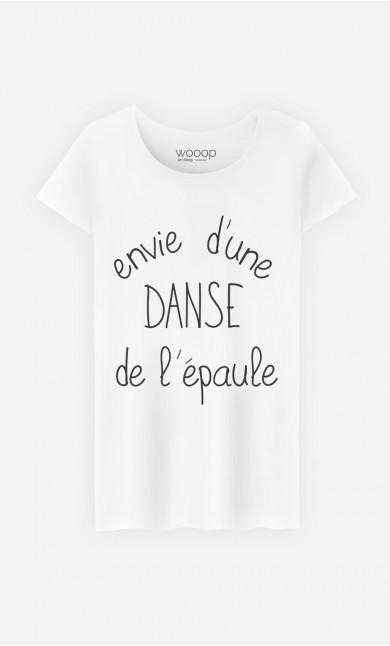 T-Shirt Femme Danse de l'Épaule