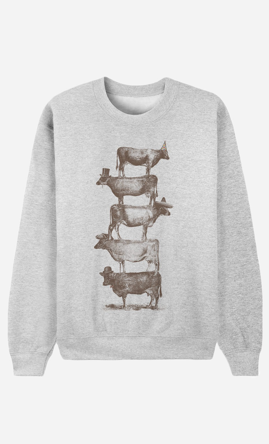 Sweat Homme Cow Cow Nuts