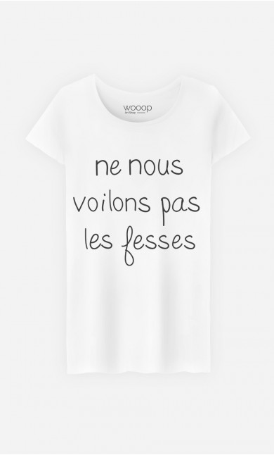 T-Shirt Femme Les Fesses