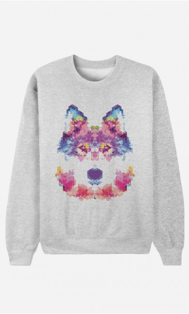Sweat Homme Wolfie
