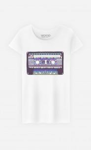 T-Shirt Femme Mix Tape