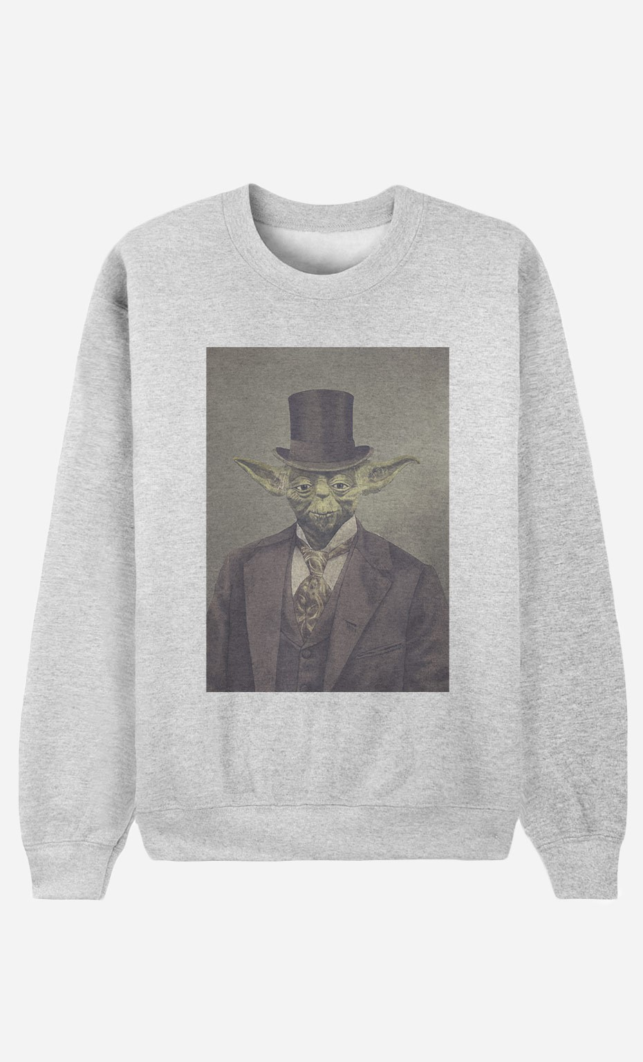Sweat Homme Sir Yoda