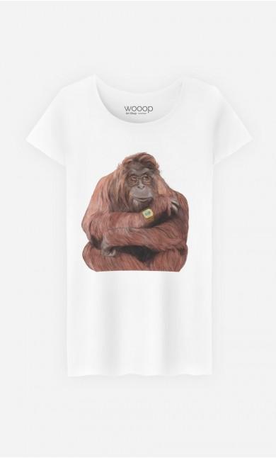 T-Shirt Femme Hutan