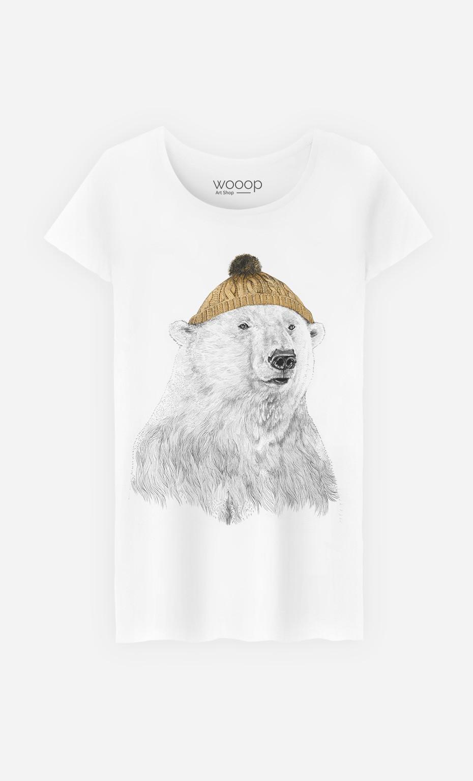 T-Shirt Femme Bob