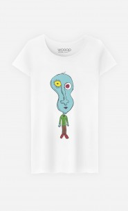 T-Shirt Femme Empty & Confused