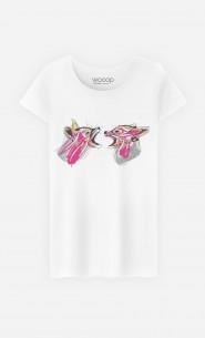 T-Shirt Femme Jackals