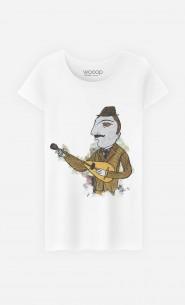 T-Shirt Femme Rebetis