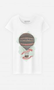 T-Shirt Femme Balloon