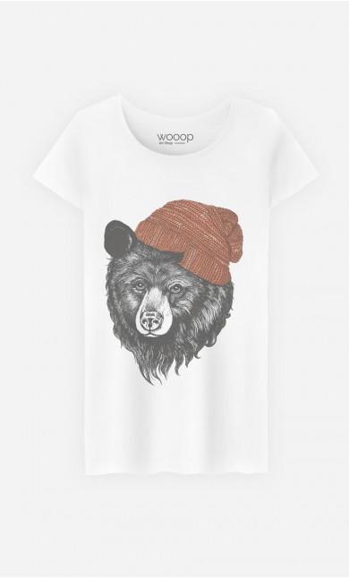T-Shirt Femme Bear
