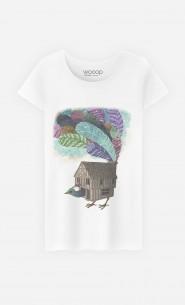 T-Shirt Femme Birdhouse