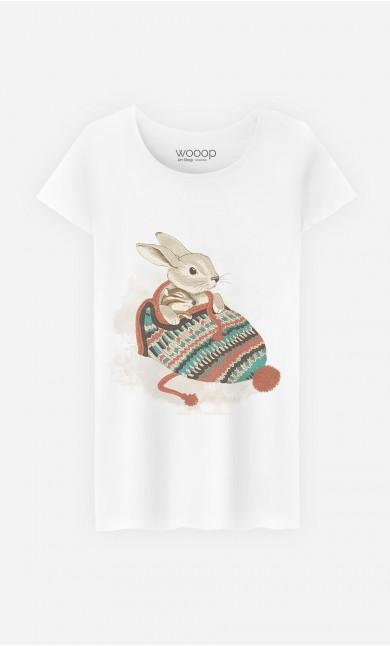 T-Shirt Femme Cozy