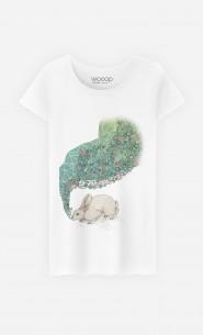 T-Shirt Femme Bunny