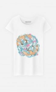T-Shirt Femme Cushion