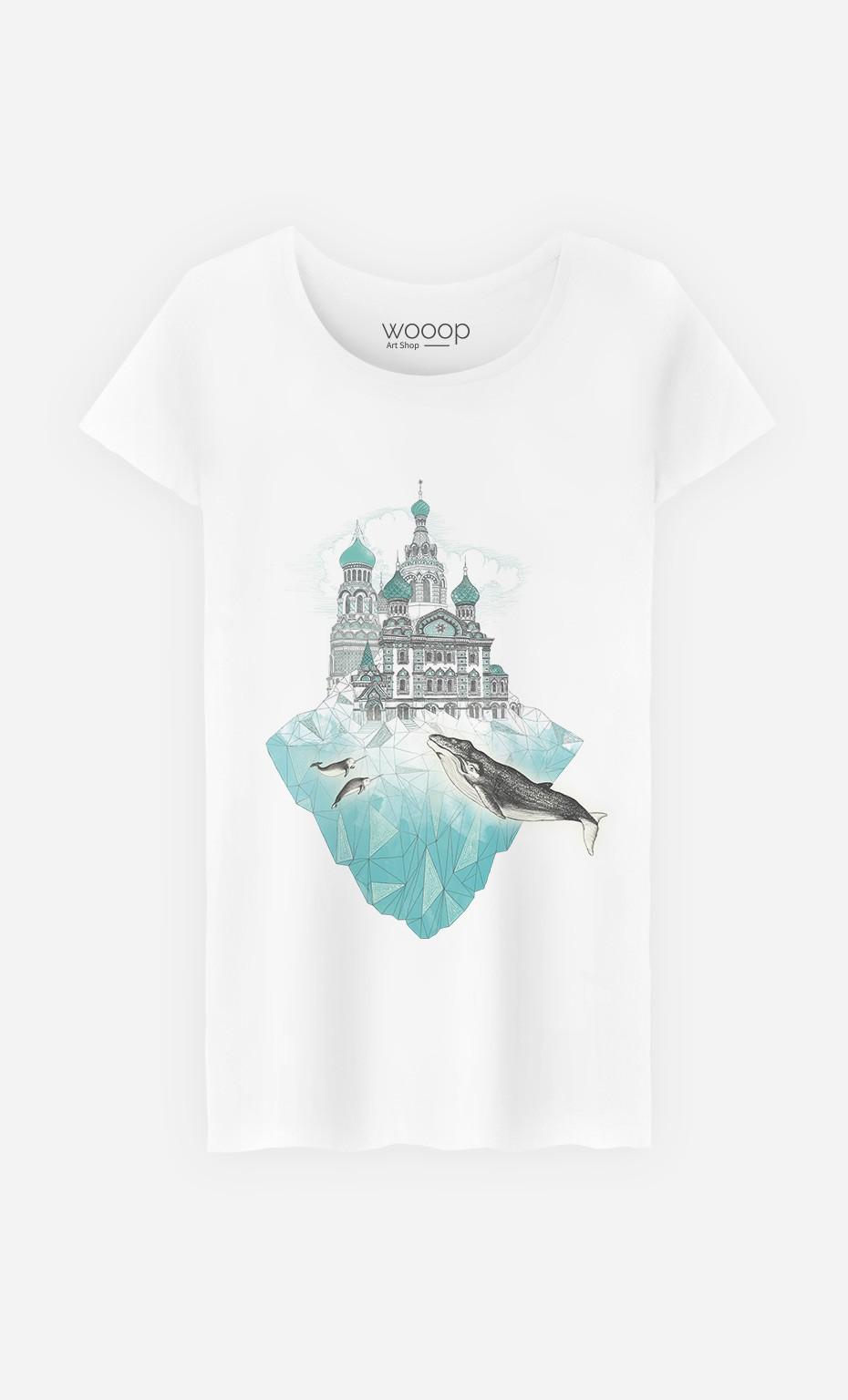 T-Shirt Femme Peter