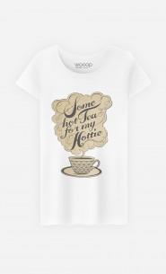 T-Shirt Femme Tea