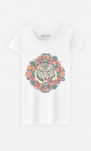 T-Shirt Femme Tiger
