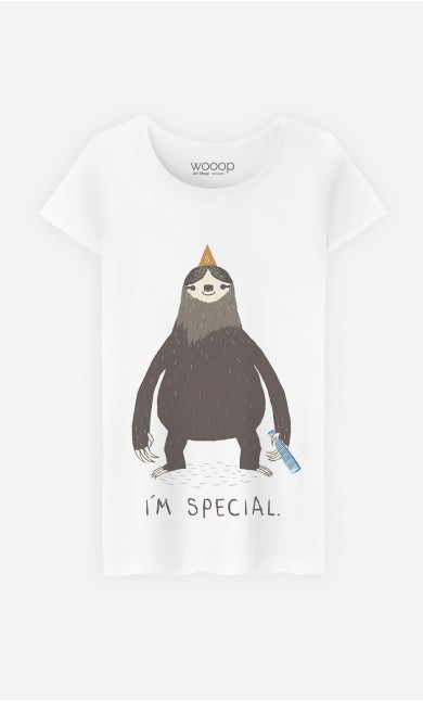 T-Shirt Femme Sloth Light