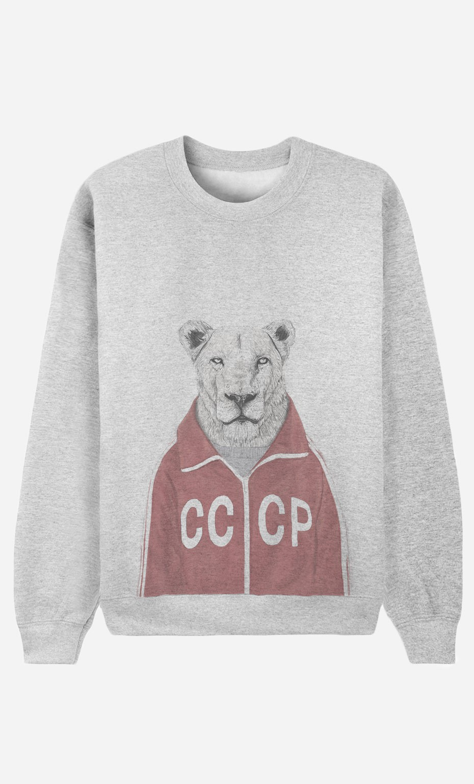 Sweat Soviet Lion