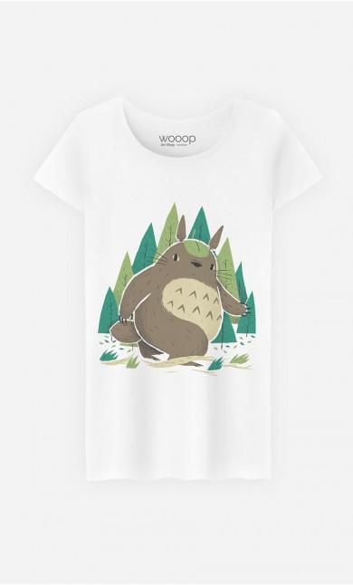 T-Shirt Femme Torofoot