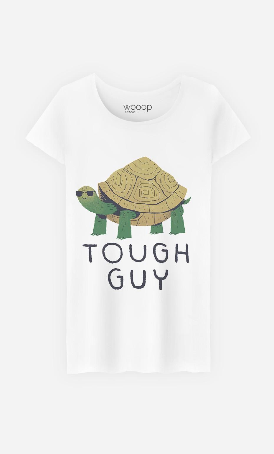 T-Shirt Femme Tough Guy