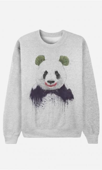 Sweat Homme Joker Panda