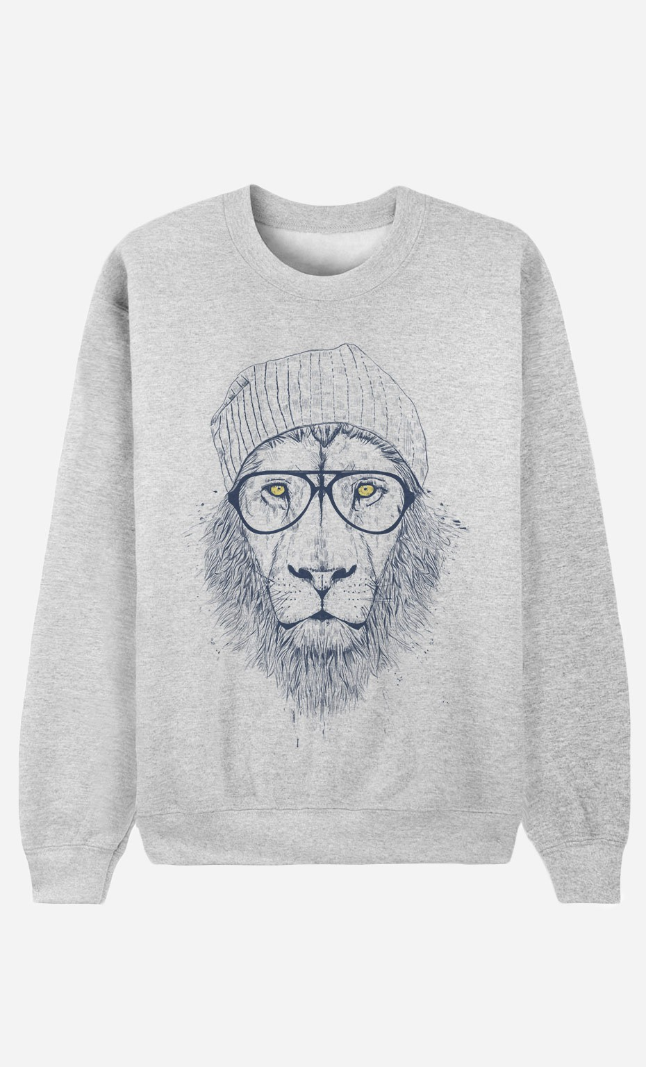 Sweat Homme Original Cool Lion