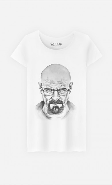"T-Shirt Original ""Walter White"""