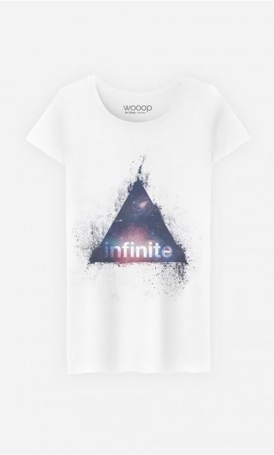 T-Shirt Femme Infinite