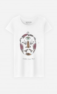 T-Shirt Femme Little Lion Man