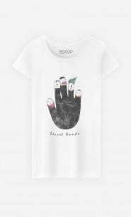 T-Shirt Femme Secret Hands