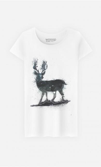 T-Shirt Femme Universal Woodland
