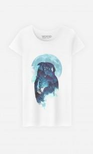 T-Shirt Femme Midnight Owl