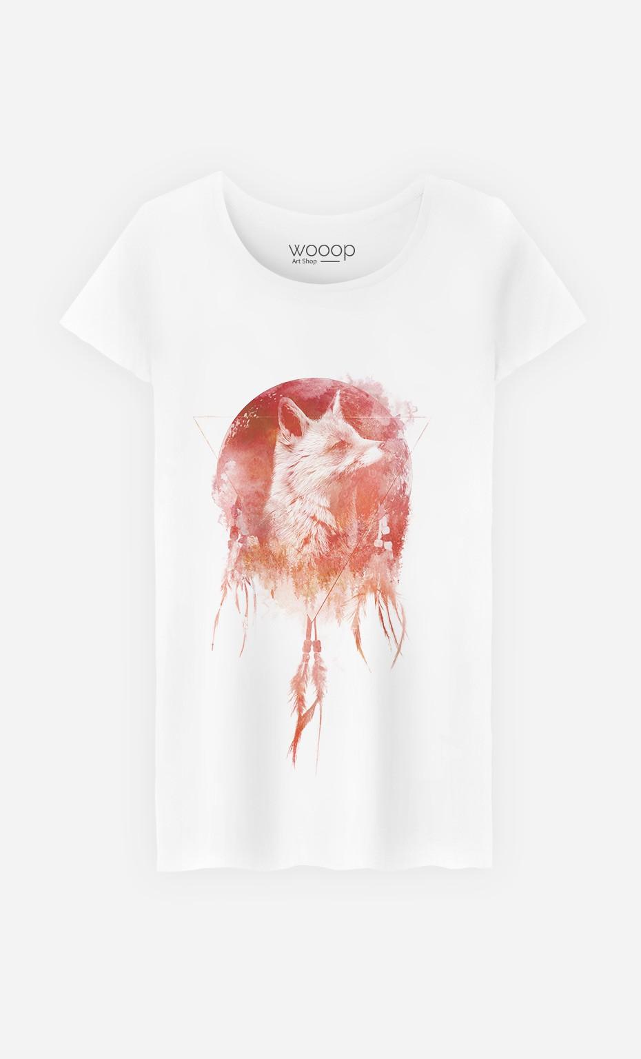 T-Shirt Femme Mars Alpha