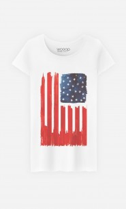 T-Shirt Femme Stars and Buildings
