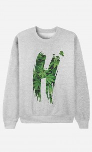 Sweat Homme Haschich