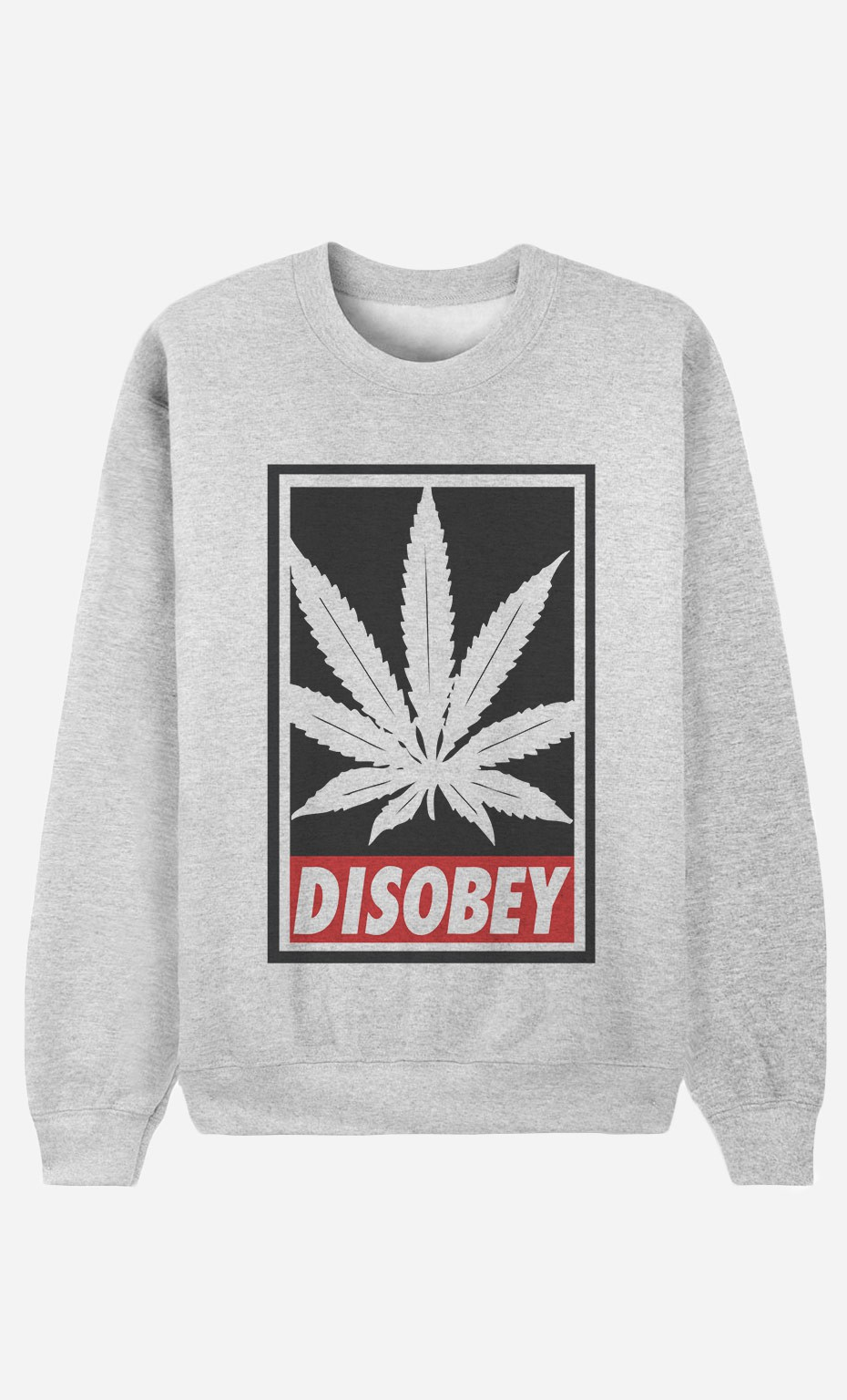 Sweat Homme Weed