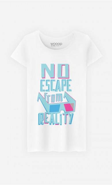 T-Shirt Femme Escape