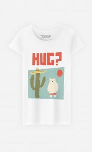 T-Shirt Femme Hug