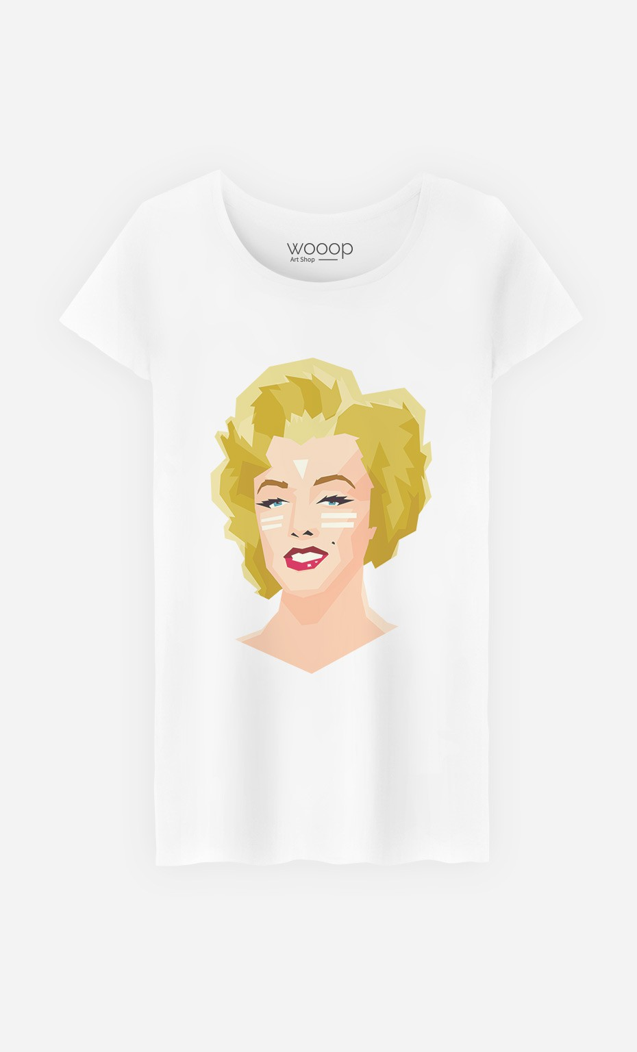 T-Shirt Femme Marilyn