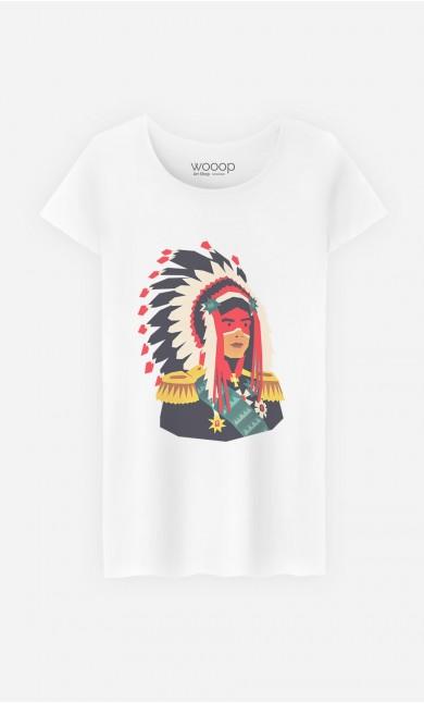 T-Shirt Femme Warrior