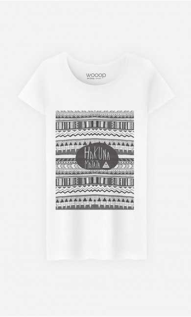 T-Shirt Femme Hakuna Matata II