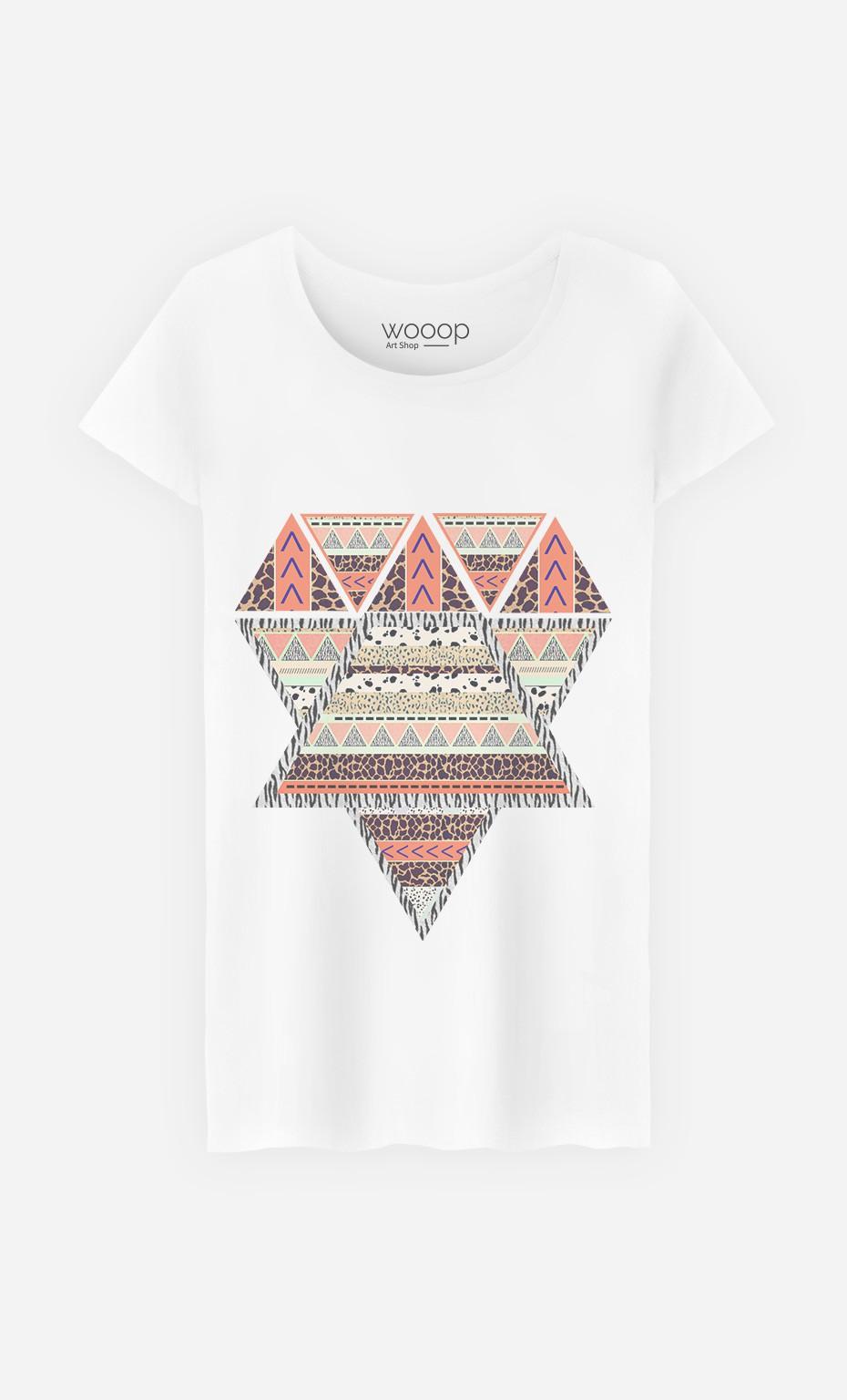 T-Shirt Femme Hassun