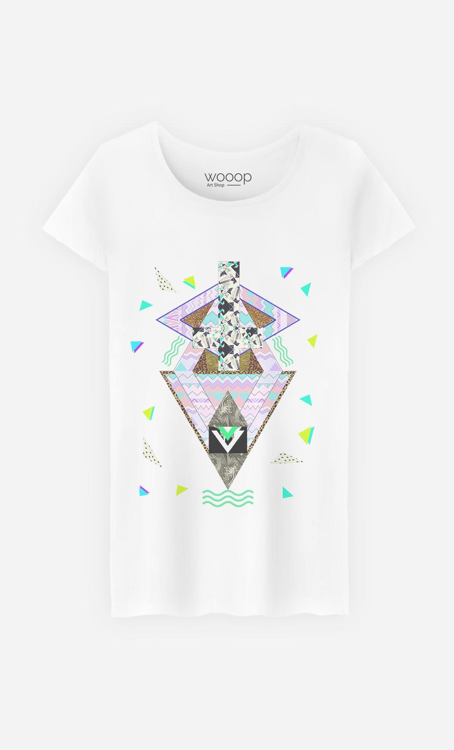 T-Shirt Femme Huyana Spirit