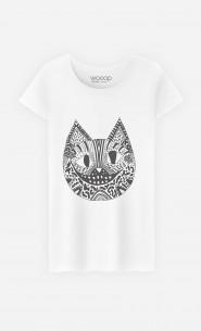 T-Shirt Femme The Cheshire Cat
