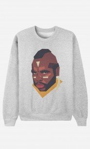 Sweat Homme Mr T