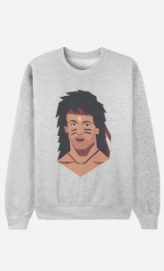 Sweat Homme Rambo